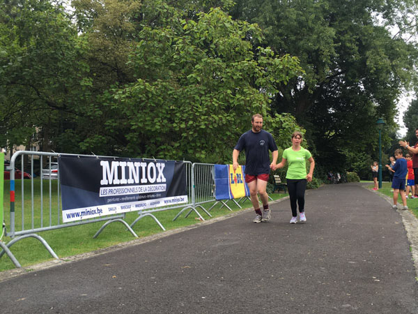 Sponsoring Miniox - Two Miles for Two