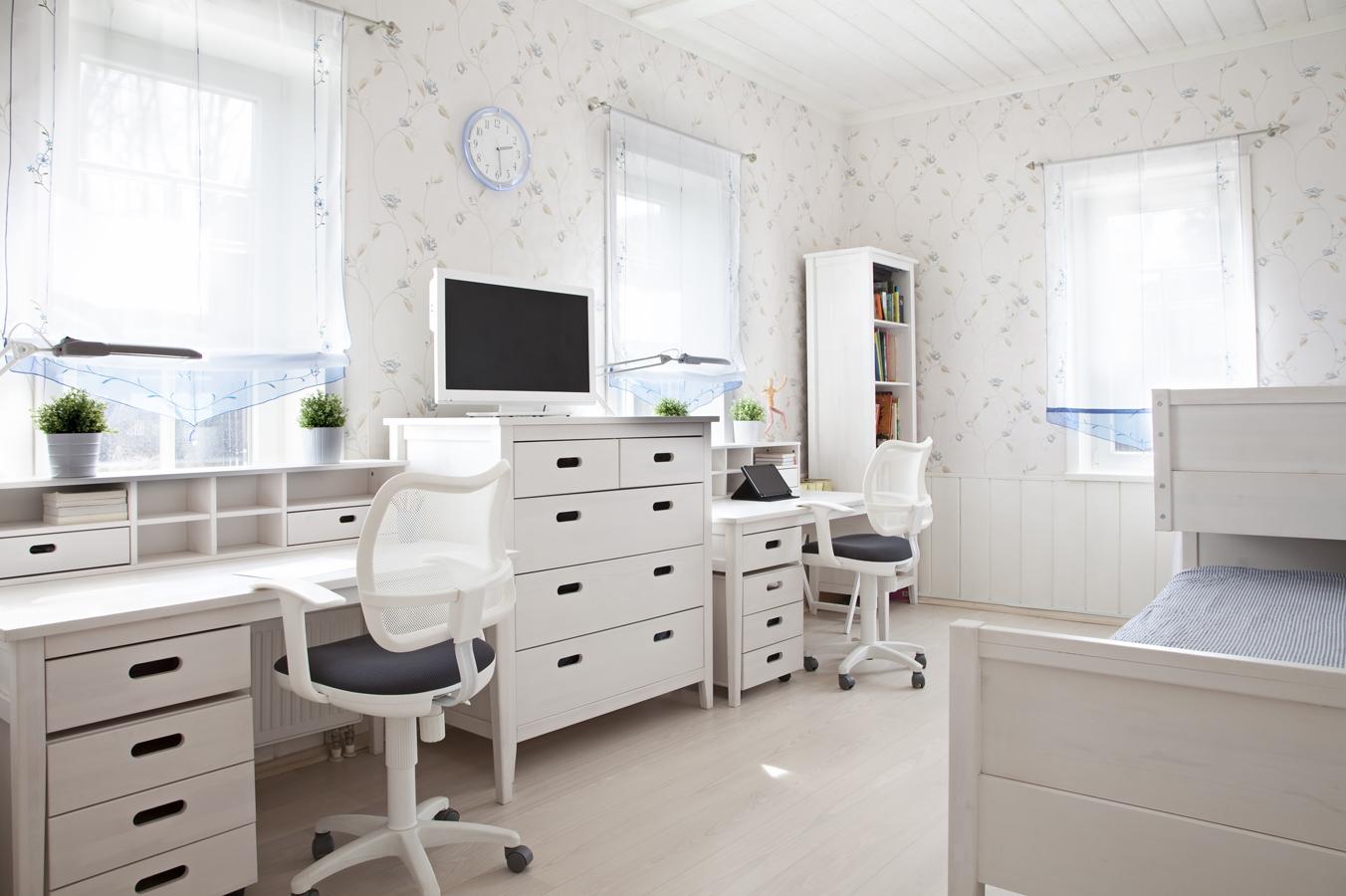 Chambre id es d coration et peinture - Peinture et decoration chambre ...